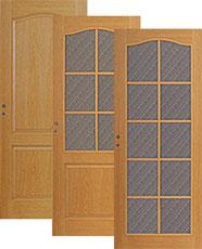 Дизайн межкомнатных дверей в Минске